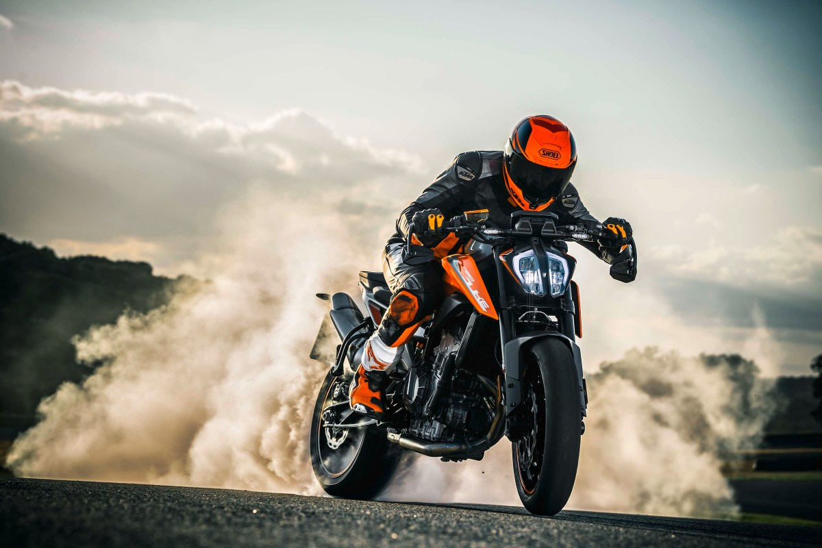The KTM 790 Duke's Killer Feature? Its Price Tag
